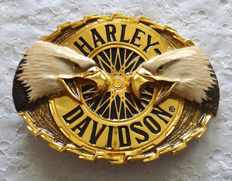 Vintage Harley Davidson Belt Buckles Vintage Harley Davidson Twin