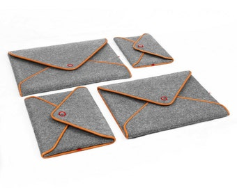 13''Macbook Case Wool Felt Tablet Sleeve Laptop Case for Pro 13 Retina Display Macbook Christmas Gift