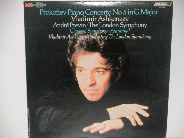 vladimir ashkenazy prokofiev piano concerto no 5 in g major
