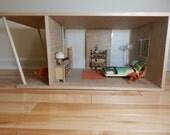 Trudy        1:12 Modern / Mid-Century Modern Room Box