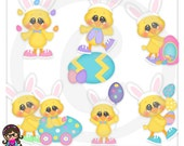 2015 Easter Quack Ups Clip art  Clipart Graphics  Commercial Use