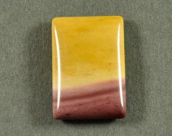 Mokaite jasper -rectangle designer cabochon - 21x15mm - #s139