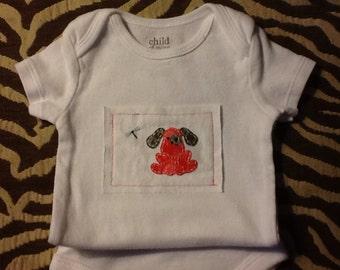 Boomer Blaize infant/baby onesie