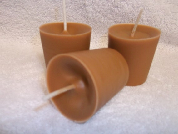 Cinnamon Sticks soy votive candle, stocking stuffer, hand poured soy ...