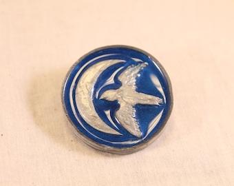 House Arryn Bird Pin Polymer Clay Nerd Jewelry