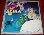 Charanga La Reina Javier Vazquez Vintage Latin Vinyl Salsa Rare LP 1980