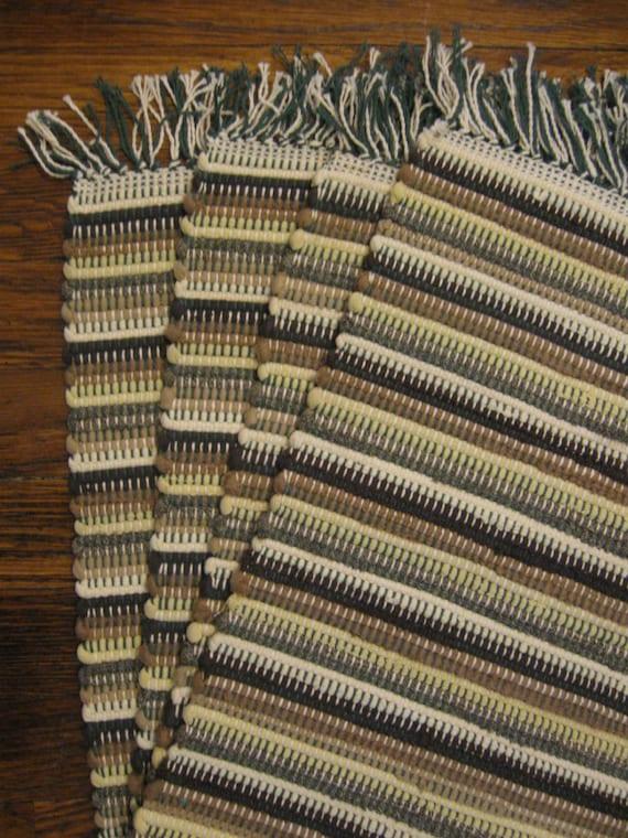 machine washable rag rugs