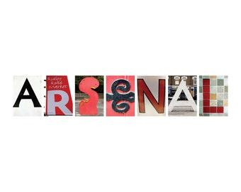 ARSENAL occasion card