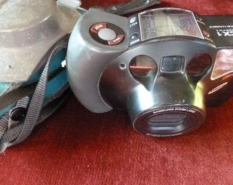 ECX1 Panorama Film Camera, made by Samsung, Designed by FA Porsche