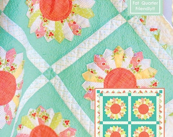 Fig Tree Co. Mini Lollipops Quilt Patten by Joanna Figueroa