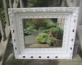 Mirror in Antique Frame