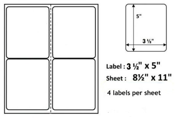 ebay shipping label template - shipping labels 200 4 per page shipping labels for usps