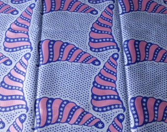 African Fabrics Super Woodin100% Cotton Wax Print Sold By The Yard 151239085650