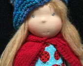 Deposit for limbed doll - Annabelle