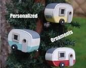 Christmas Ornament-Bird house ornaments-birdhouse ornament-Personalized Ornaments-Vintage birdhouse ornaments-birdhouse decoration