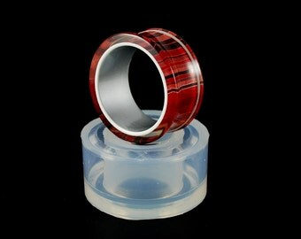 Bangle bracelet, Clear silicone mold, Create your own bangle. Mould supply, resin crafts.(MB071)