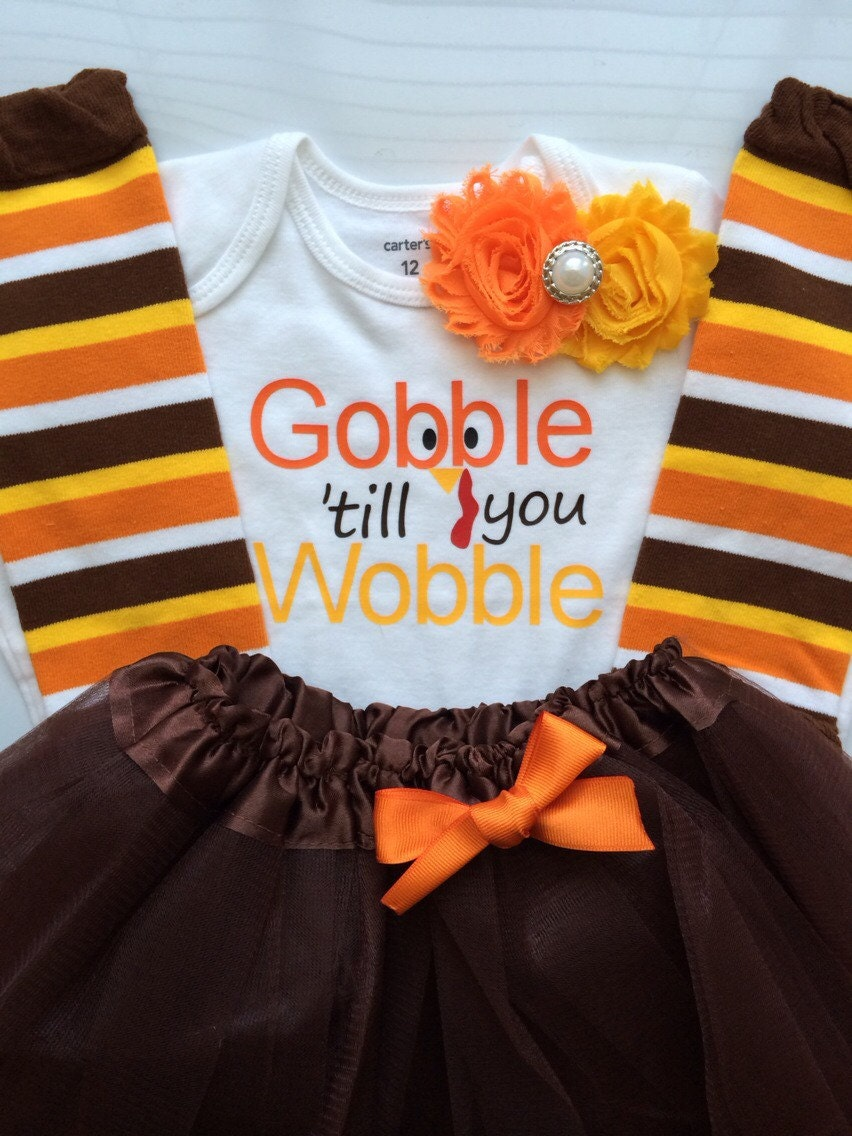 Toddler Girl Thanksgiving Outfit