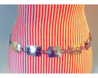 Vintage Boho Metal Belt