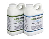 Ecopoxy UV. 500 ML You have found a safe, Environmentally Friendly, Low Odor, Plant based Epoxy, Needs no ventilation. Casting resin