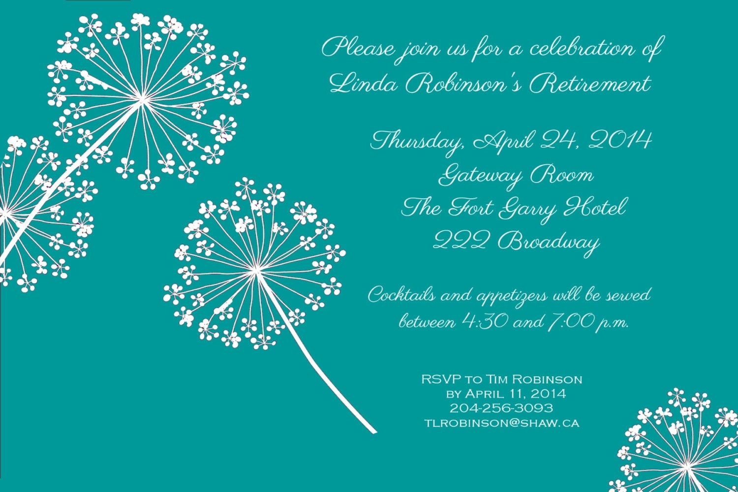 Favorite Things Party Invitation for best invitation design