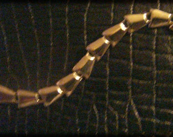 1980 Sarah Covintree silver necklace, signed
