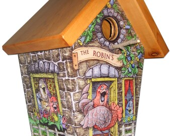 Home Sweet Home.. Birdhouse