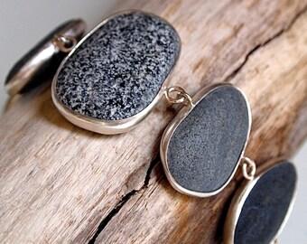 Hamptons Beach Stone Bracelet