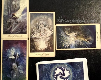 Who is There? - See what spirit, ghost, or deity is around you. Intuitive psychic tarot oracle card divination reading
