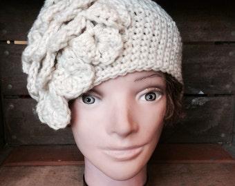Cloche style hat