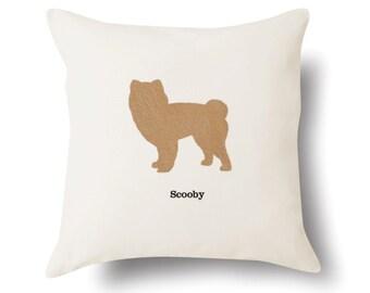 Pomeranian Pillow Etsy