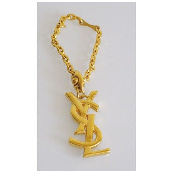 Ysl Keychain Yves Saint Laurent Bags
