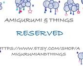 Greed Fullmetal Alchemist Amigurumi Doll