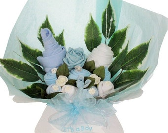 New Baby Clothes Bouquet, FREE delivery