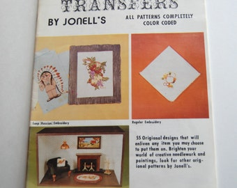 Vintage Book Iron On Transfers By Jonell's
