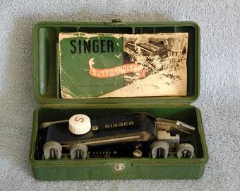 Singer Buttonholer Attachment - 1948