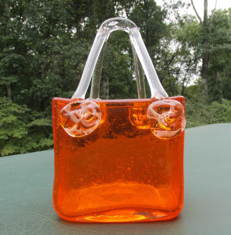Design Society Glass Purse