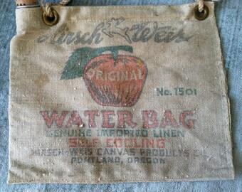 Antique Linen Radiator Water Bag - Portland, OR