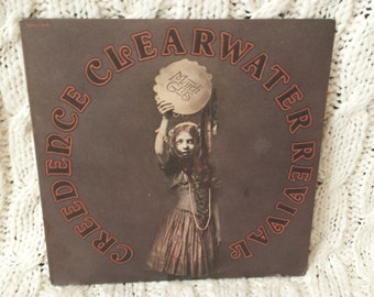 "Creedence Clearwater Revival - ""Mardi Gras"" vinyl record"