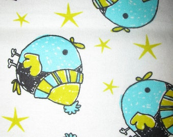 SALE: Winter Bird Pillowcase