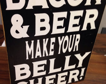 Bacon & Beer