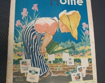 """May 1932 Country Home Magazine, Vol. 56 No. 5 - """"The Magazine of the Farm, Garden and Home"""""""