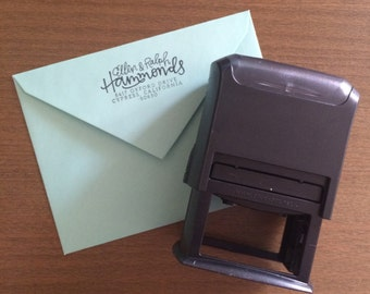 self inking stamp