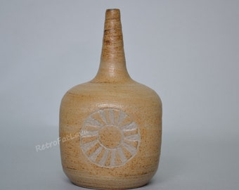 Rare and stylish  designed vase by Mobach - Dutch