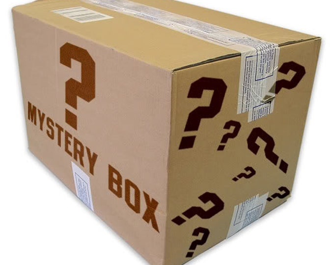 nail polish mystery box - 4 large mystery polishes - free shipping