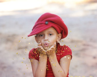 Photoshop Glitter & Confetti PNG Overlays