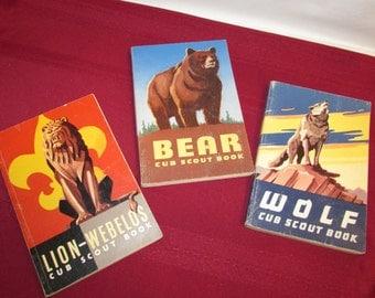 cub scout bear handbook pdf