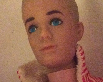 1960's Ken Doll in Original Outfit