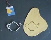 Teapot cookie cutter, 3D ...