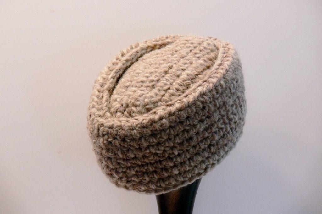 Crochet Patterns Mens Hats : Crochet Pattern Mens Hat Cossack Chunky by MeadowvaleStudio