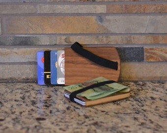Walnut Men's Wallet